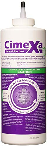 CimeXa Insecticide Dust, 4 ounces of Dust in each bottle by Rockwell