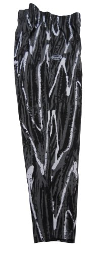 OTOMIX Baggy Gym Pants Black Wax MEDIUM Otomix Baggy Pants