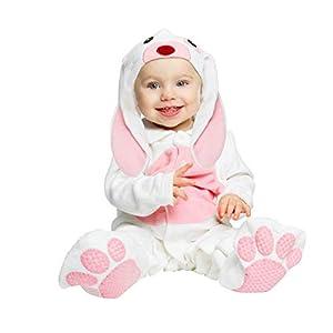 My Other Me Me-204311 Disfraz de pequeño conejito, 7-12 meses (Viving Costumes 204311)