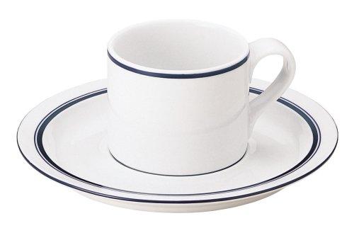 DANSK Bistro coffee cup and saucer 547 739 (japan import) (Dansk Bistro)