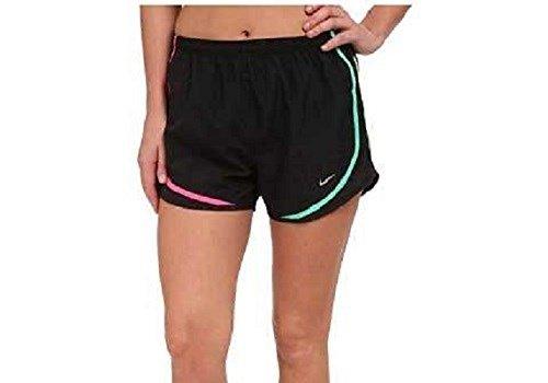 Nike Tempo Shorts da Running Blk/Hyper Pink/Neon Green