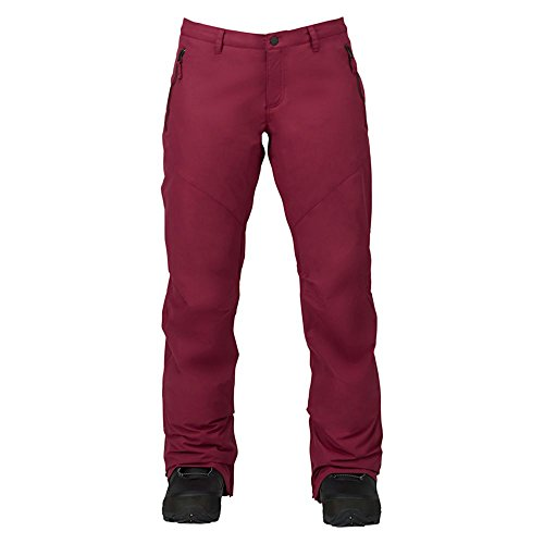 Burton Damen Society Pants Snowboardhose, Sangria, L