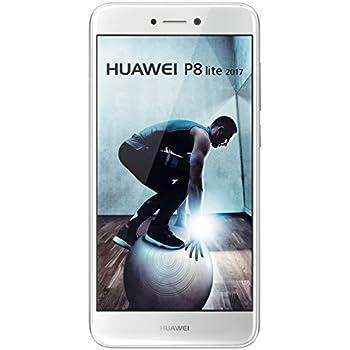 Huawei P8 Lite 2017 Smartphone, 16 GB, Bianco