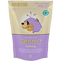 Multiva Vetnova Calmante Natural para Gatos - 21 Chews