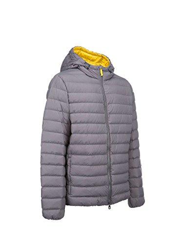 Geox Herren Jacke Down Jacket Grey