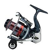 Xmiral Moulinet de pêche 14bb Full Metal Spinning Reel bobines coulée Fishing Reels Wheel (3000)