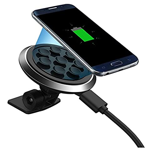 Yukong Fast Wireless Charging, Schnelles drahtloses aufladend, Qi Wireless Car