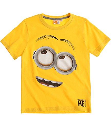 Minions Camiseta de manga corta - Amarillo - 116