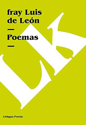 Poemas (Poesia) por Fray Luis de León