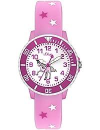 s.Oliver Unisex Kinder-Armbanduhr SO-3561-PQ