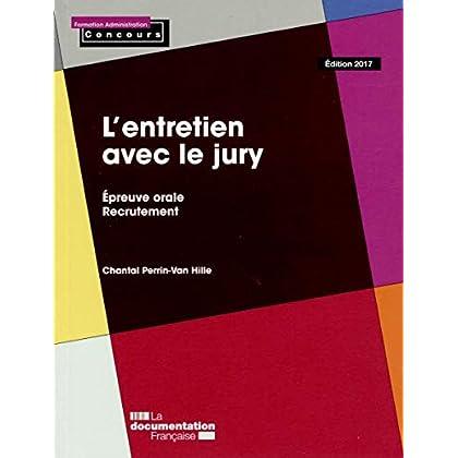 L'entretien avec le jury : Epreuve orale - Recrutement