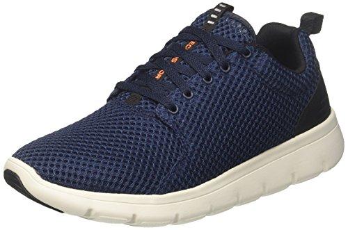 Skechers marauder, sneaker uomo, blu (navy), 44 eu