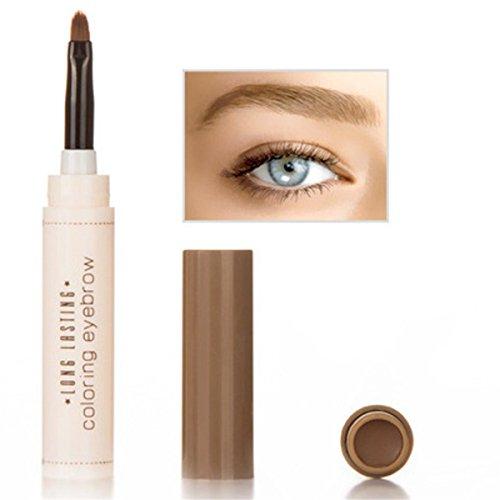 Sunnywill Fashion professionelle Augen Augenbrauen färben lange wasserdicht