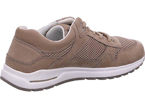 Gabor  46.348.33, Chaussures de ville à lacets pour femme 33 Marron
