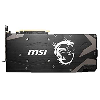 MSI GeForce RTX 2070 TRI FROZR - Scheda grafica da 8 GB, GDDR6, 1620 MHz, 3 x DisplayPort, 1 x HDMI, design termico a tripla ventola, ZERO FROZR