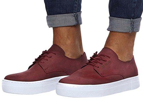 LEIF NELSON Herren Schuhe Freizeitschuhe elegant Winter Sommer Freizeit Schuhe Männer Sneakers Sportschuhe Laufschuhe Halbschuhe LN153; Größe 44, - Männer China