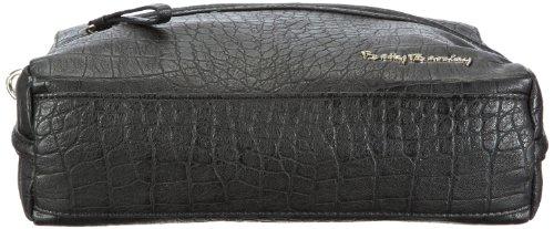 Betty Barclay Lois D-241 LO 01, Damen Umhängetaschen 28x27x7 cm (B x H x T) Schwarz (Black)