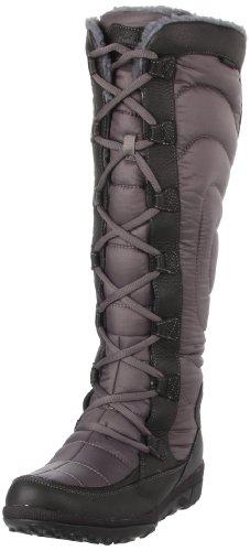 Timberland CRYSTL MT TALL 17680 Damen Stiefel Schwarz/Black w/ Grey