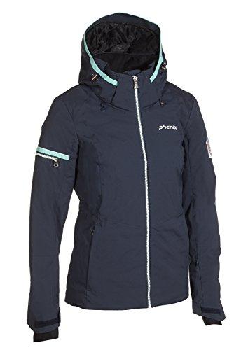 Phenix Damen Eternal Jacket Skijacke Indigo 40
