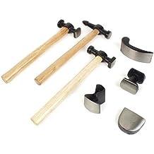 Brüder Mannesmann M 207-R - Set de martillos (7 piezas)