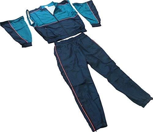 1990er Jahre Kostüm - Unbekannt richtiger Jogginganzug (Farbe wählbar) als