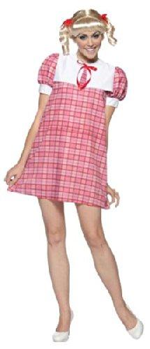 Brady Bunch Cindy Adult (Bunch Kostüme Brady)