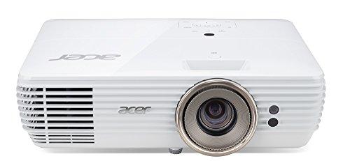 Acer Home V7850 2200ANSI Lumens DLP 2160p (3840x2160) Blanc...