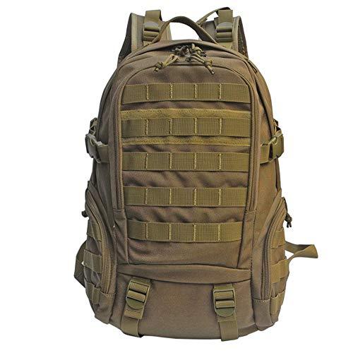Prooy zaino militare, camuffamento tattico zaino, espandibile tattico zaino militare sport campeggio trekking trekking borsa scuola di viaggio palestra vettore,khaki