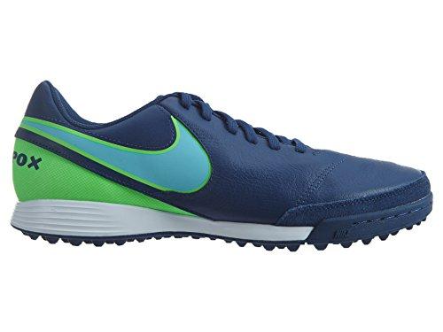Nike 819216-443 Herren Hallenfußballschuhe Blau