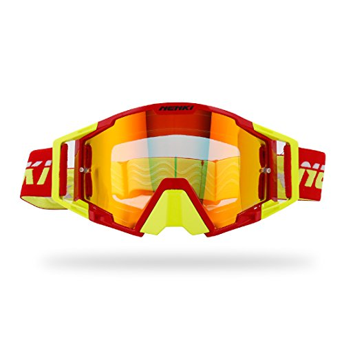 NENKI Motocross Brille, MX NK-1025,Anti Fog