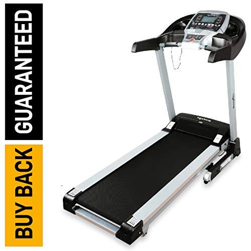 Lifelong FitPro LLTM36 Motorised Treadmill (3.0 HP Peak) with Auto...