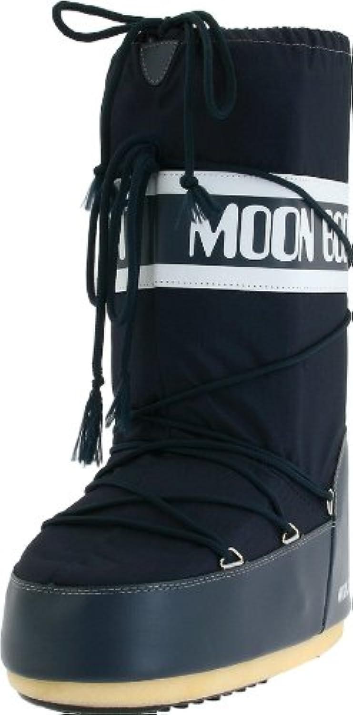Moon Boot Tecnica Unisex Erwachsene Nylon Blu Outdoor FitnessschuheOriginal Tecnica Moonboot Nylon unisex