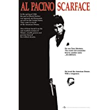 Pyramid International PP30091 - Póster (61 x 91,5 cm), diseño de la película Scarface