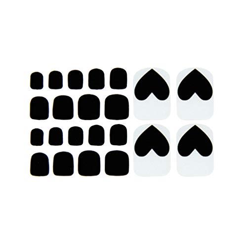 Cuteelf Nagel Sticker Abziehbilder, Nagelsticker Selbstklebend Nagelaufkleber 3D Design Nail Art Sticker Nagel Wassertransfer Abziehbilder für DIY Nagel Kunst Dekoration