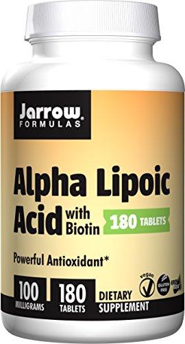 Acid 100 Mg Tabletten (ALPHA LIPOIC ACID 100mg 180 Easy Solv®Tabletten JR)