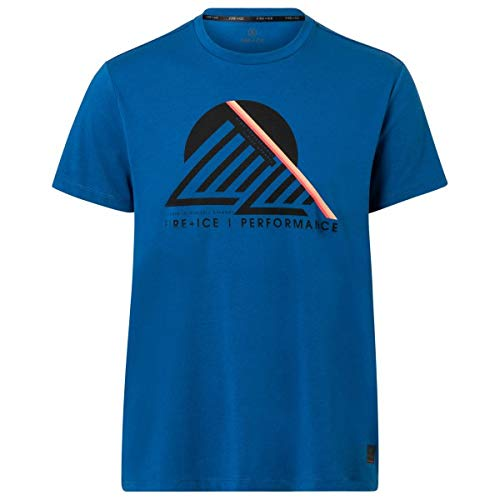 Bogner Fire + Ice - Fox Herren T-Shirt blau M Fox Ice