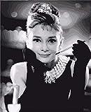 JIAER Audrey Hepburn DIY Ölgemälde Durch Zahlen Wohnkultur Wandkunst Dekorative Bilder Für Wohnzimmer Öl Leinwand Malerei Optionaler Rahmen 40x50cm
