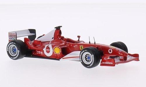 Ferrari F2003-GA, No.1, scuderia Ferrari, VoDafone, formula 1, 2003, modello di automobile, modello prefabbricato, SpecialC.-59 1:43 Modello esclusivamente Da Collezione