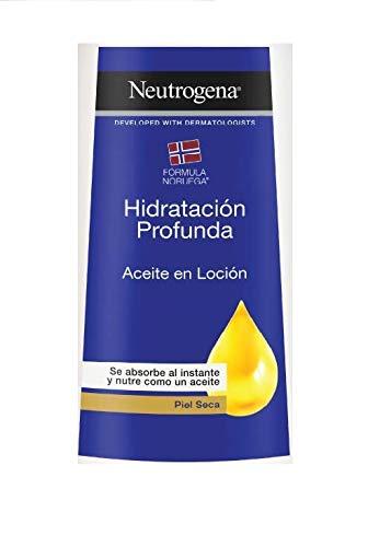 Neutrogena Aceite en loción hidratación profunda – 400 ml