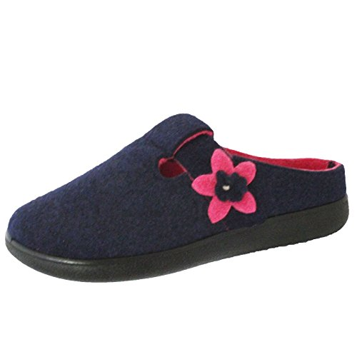 Coolers, Pantofole donna Navy