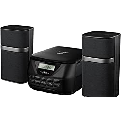 Duronic RCD017 Micro Hi-Fi Audio System with CD/MP3 CD/USB/FM Radio/AUX - Connect and play from your MP3/iPhone/iPod/Mobile Phone