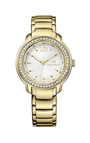 tommy-hilfiger-callie-womens-quartz-watch-with-silver-dial-analogue-display-and-gold-stainless-steel