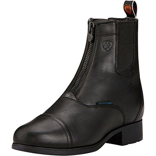 Ariat Women's Bromont Pro Zip H20 Insulated Paddock Boots 38 EU Black