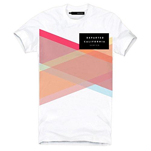 "DEPARTED Fashion Shirt ""3633-020"" Weiß"