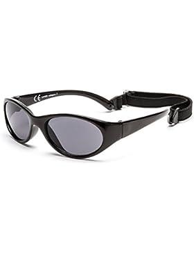 Kiddus Gafas de sol para niño y niña entre 2 y 6 años, hechas de goma TOTALMENTE FLEXIBLES, 100% protección rayos...