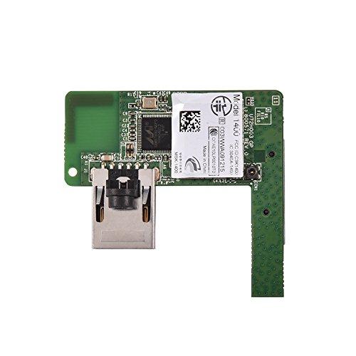 Eboxer interner Bluetooth WiFi 2 in 1 Kartenadapter Circuit Module Board Ersatz für Xbox 360 Slim