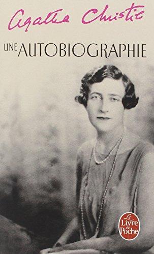 Une autobiographie par Agatha Christie