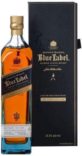 *Johnnie Walker Blue Label The Casks Edition (1 x 1 l)*