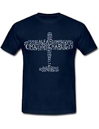 Flugzeug Pilotenalphabet Piloten Fliegen Funk Männer T-Shirt von Spreadshirt®