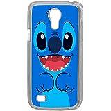 Lapinette COQUE-i9190-STITCH-BLEU - Funda carcasa para Samsung Galaxy S4 Mini diseño Disney Lilo E Stitch 2